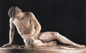 Dying Gaul Hellenistic Greece